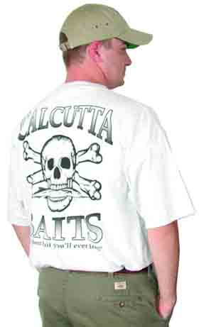 CALCUTTA T SHIRTS , Long or Short Sleeved
