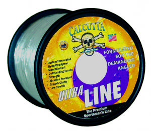 CALCUTTA FISHING LINE 1/4# SPOOL