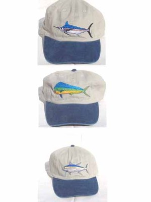 FISHING CAP, OFFSHORE ANGLER