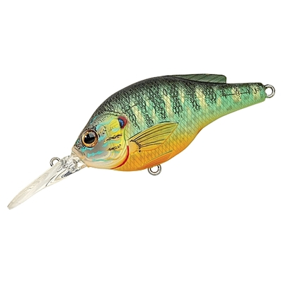 KOPPERS FLAT SIDED CRANKBAIT BLUEGILL
