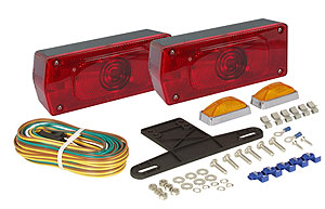 OPTRONICS TRAILER LIGHT KIT TL36RK