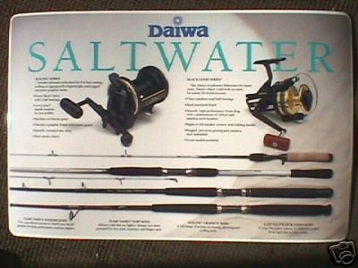 DAIWA COUNTER MAT