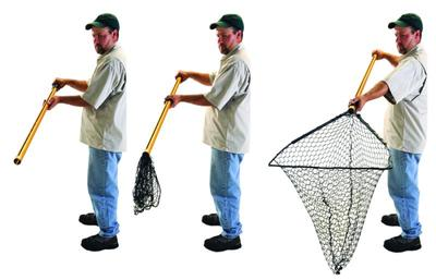 HIBERNET LANDING NET COLLAPSIBLE 3600