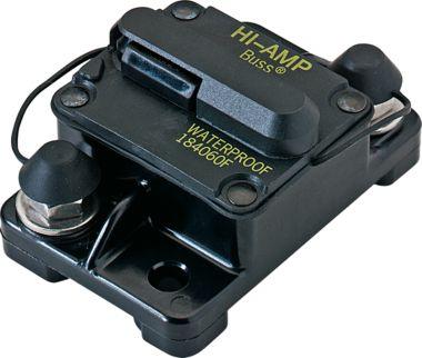 Minn kota circuit breaker mkr 19 60 amp for Trolling motor circuit breaker installation