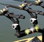 Mr. Crappie Wally Marshall Pro Series Rod Holder System
