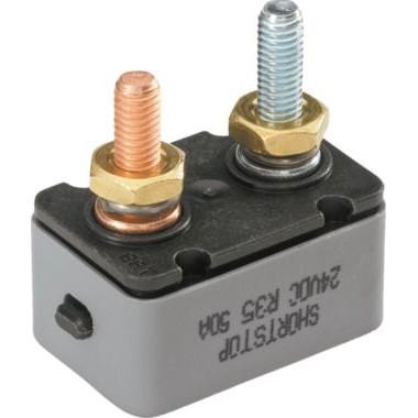 circuit breaker mkr 19 50 amp manual reset