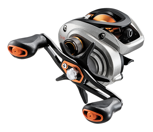 Daiwa CA80 Low profile Baitcasting reel Free shipping in USA