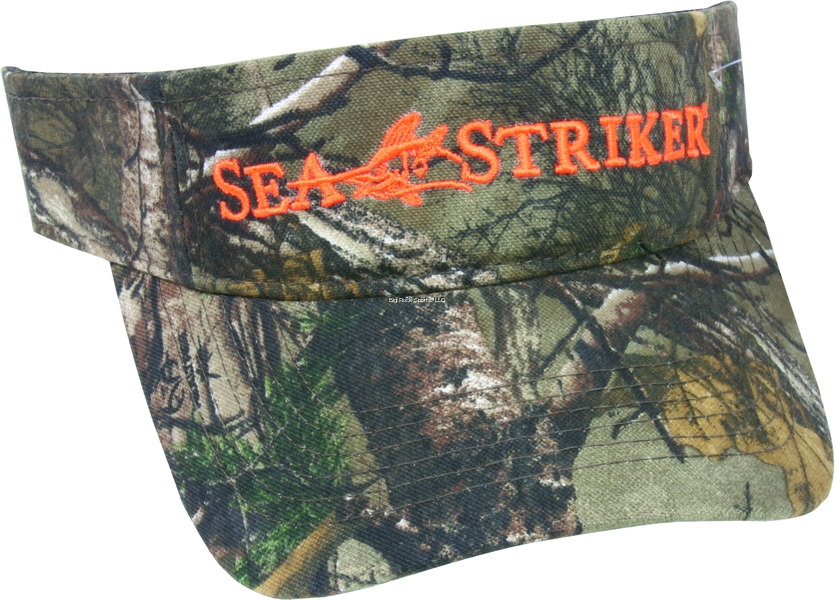 SEA STRIKER VISOR REAL TREE