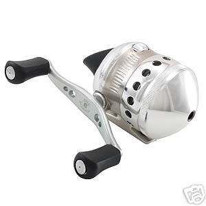 ZEBCO OMEGA Z02 SPINCAST REEL AND PARTS
