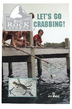 CRABBING MADE EASY BOOK LET'S GO CRABBING