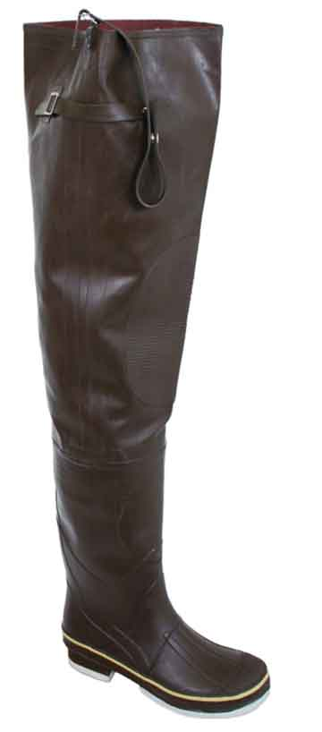 CALCUTTA HIP BOOTS,PAIR
