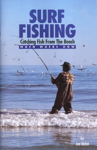 SURF FISHING MADE EASY BOOK
