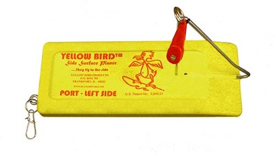 YELLOW BIRD PLANER