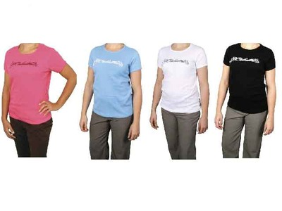 CALCUTTA T-SHIRT,LADIES