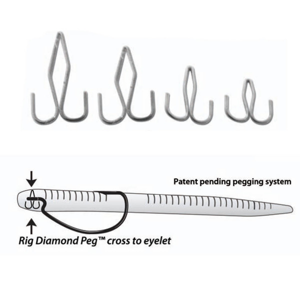 ECO-PRO DIAMOND PEGS EP-DP