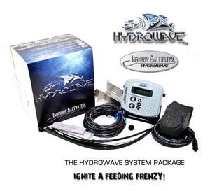 Hydrowave System Salt Water