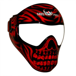 SAVE PHACE FALLEN , STORM TROOPA OR IRONMAN SUM  (SPORT UTILITY MASK)