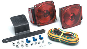 OPTRONICS TRAILER LIGHT KIT