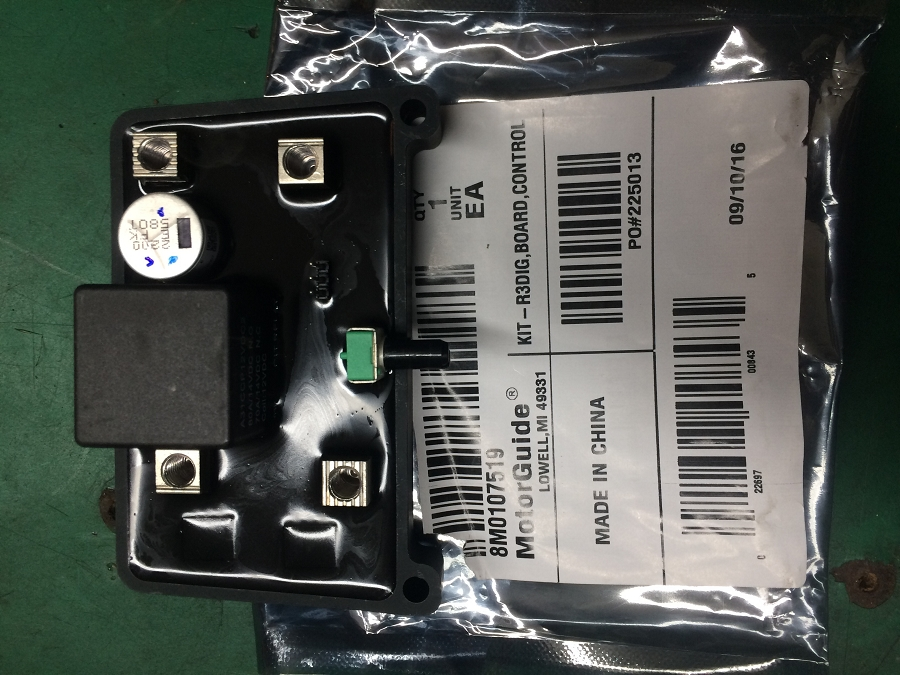 MOTORGUIDE BOARD, R5  and X5 MOTORS 8m0124141  24v