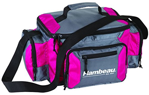 Flambeau 6187TB G400P Graphite 400 Pink Fishing Bag