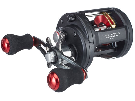Quantum NOVA Baitcasting reel Round great for live bait fishing