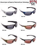 STRIKE KING SUNGLASSES S11 Eleven Layers of Superior Polarized Lens Technology