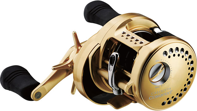 SHIMANO CALCUTTA CTCNQ100  BAITCAST REEL FREE SHIPPING IN USA