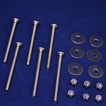 MINN KOTA MOUNTING HARDWARE 2994830 3.5 INCH BOLTS OR 2994864 2