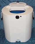 KA30461WB White Exterior With Blue Interior  With KA500 KeepAlive® Oxygen Infusor
