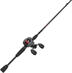 Quantum Invade Baitcast Reel and Fishing Rod Combo