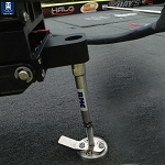 Troll-Tamer™ Trolling Motor Stabilizer Lock - Clamp On Model