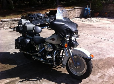 Harley-Davidson 2001 Heritage Soft tail Classic