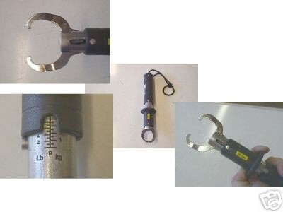 FISH GRIPPER WITH SCALE