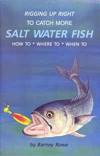 SALTWATER FISHING MADE EASY BOOK